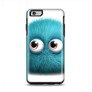 The Teal Fuzzy Wuzzy Apple iPhone 6 Plus Otterbox Symmetry Case Skin Set