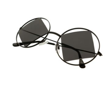Coco Funky Sunglasses in Black