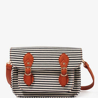 Yacht Worthy Striped Crossbody