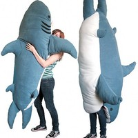 SHARK PILLOW/SUFFOCATOR