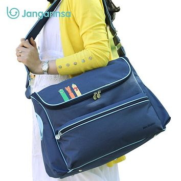 Waterproof Baby Diaper Bag Fashion Multifunction Baby Diaper Bag Large Capacity Shoulder Messenger Maternity Bag Baby Care