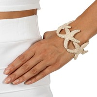 Sale-gold Starfish Bracelet