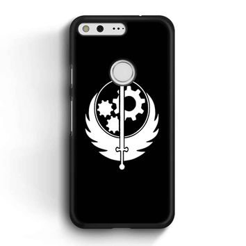 Fallout Brotherhood Of Steel Google Pixel Case