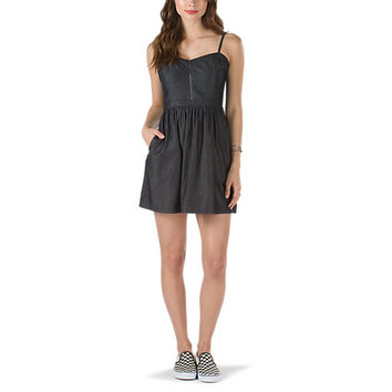 Banquet Denim Dress | Shop At Vans