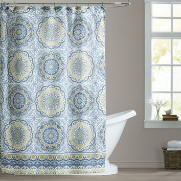 Curtains Ideas blue paisley shower curtain : Best Paisley Shower Curtain Products on Wanelo