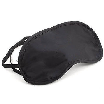New Comfortable Winker Patches Travel Blindfold Sleeping Aid Mask Eye Cover CBCA