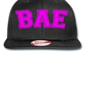 BAE Bucket Hat - New Era Flat Bill Snapback Cap