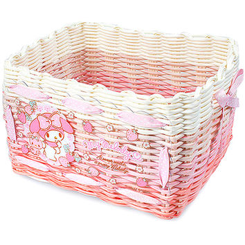 Buy Sanrio My Melody Strawberry Trinket Storage Basket at ARTBOX