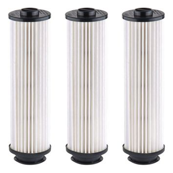3 Pack HEPA Filters for Hoover Bagless Upright Vacuum 40140201 43611042 42611049