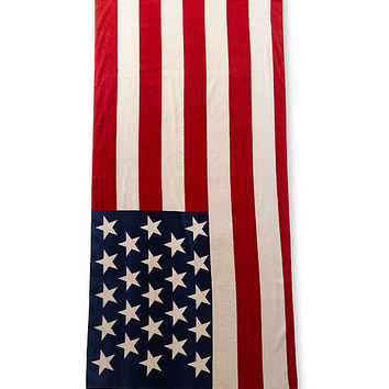 Noble Excellence Patriotic Flag Beach Towel | Dillards