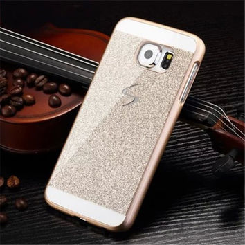 Bling Luxury Back Cover Phone Case For Samsung Galaxy A3 A5 A7 2016 2017 S3 S4 S5 Mini S6 S7 S8 Edge Plus Note 2 3 4 5 Case