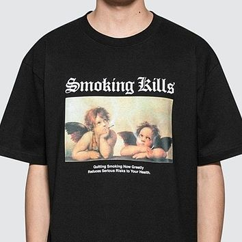 """Smoking Kills"" Tee"