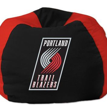 Portland Trailblazers NBA Bean Bag