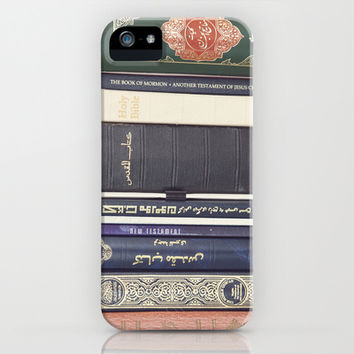Coexisting iPhone & iPod Case by CMcDonald - Peace, Unity, Religion, Christianity, Islam, Judaism, Coexist