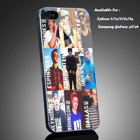 Magcon Boys Date Born - Print on cover for iPhone and iPod case