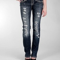Miss Me Blowout Straight Stretch Jean - Women's Jeans | Buckle
