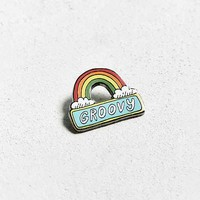 Valley Cruise Press X Nicole Daddona Groovy Pin