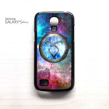 The Mortal Instruments City Of Bones For Samsung Galaxy Mini S3/S4/S5 Phone case ZG