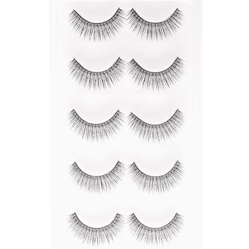 Faux Eyelashes Set - Accessories - Shop All - 1000213801 - Forever 21 EU English