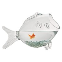 Fish Bowl Figural - Small