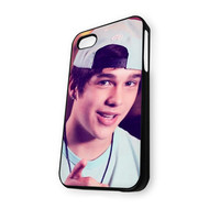Austin Mahone Collage 2 iPhone 4/4S Case