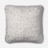 Loloi White Decorative Throw Pillow (P0470)