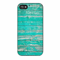 teal wood cases for iphone se 5 5s 5c 4 4s 6 6s plus