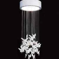 Lladro Niagara Chandelier 0,60 Meters - USA