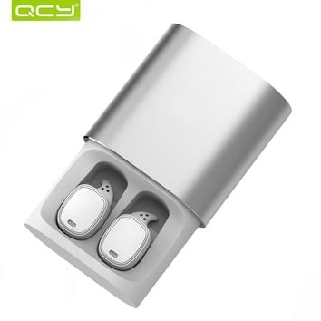 Touch Control Bluetooth Earphones TWS Mini Wireless Headset