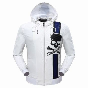 ONETOW Boys & Men PHILIPP PLEIN Cardigan Jacket Coat
