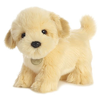 Aurora World Miyoni Tots Lhasa Apso Puppy Plush