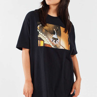 Beetlejuice Winona Stairs Tee | Urban Outfitters