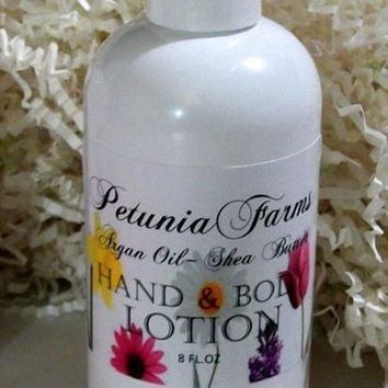 Lilac 8oz Hand and Body Lotion