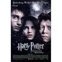 (11x17) Harry Potter and the Prisoner of Azkaban Something Wicked Movie Poster