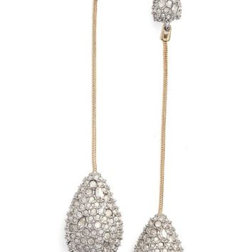 Alexis Bittar Elements Long Teardrop Earrings | Nordstrom