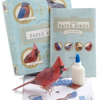 ModCloth Handmade & DIY Beautiful Paper Birds