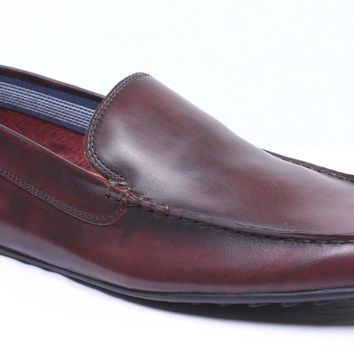 Lacoste Bonand Loafers Burgundy 10.5 M