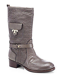 c1608e75727f Tory Burch - Kullman Pebbled Leather from Saks