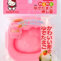 Hello Kitty Boiled Egg Mold Mold Mould (1, A)