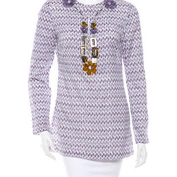 Tory Burch Cotton Tunic w/ Tags