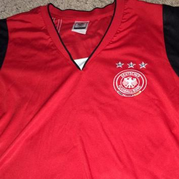 Sale!! Vintage Adidas Germany World Cup 2006 Soccer Jersey Deutschland Football shirt