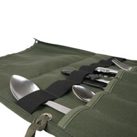 Utensil Roll - Cookware - Camp & Hike Accessories - Store Goods :: Duluth Pack :: Made in the USA :: Quality leather and canvas luggage, backpacks, camping, and outdoor gear,