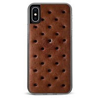 Ice Cream Sandwich iPhone Xs / X Case
