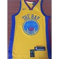 Golden State Warriors #30 Stephen Curry City Edition Jersey | Best Deal Online