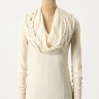 Iced Garland Cowlneck - Anthropologie.com