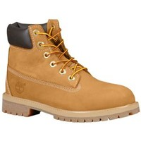 "Timberland 6"" Premium Waterproof Boot - Boys' Grade School at Foot Locker"