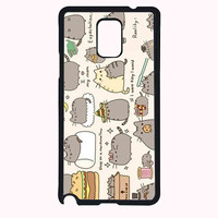 Pusheen The Cat FOR SAMSUNG GALAXY NOTE 4 CASE**AP*