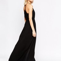 Vero Moda X Back Maxi Dress
