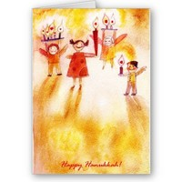 happy hannukah! from Zazzle.com