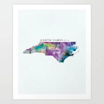 North Carolina by monn